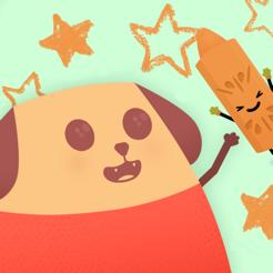 DogBiscuit: Kreatives Malbuch für Kleinkinder