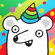 Damki Town – Malbuch-App für Kinder mit Tieren