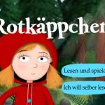 Grimms Märchen für's iPad: Rotkäppchen mal anders