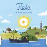 Ein Seemann auf dem Land: Fiete – ein Tag auf dem Bauernhof