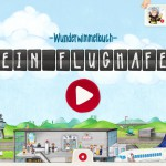 Ein interaktives Wimmelbuch für die nächste Reise: Mein Flughafen