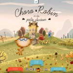Choro & Robin: Katze und Vogel auf Entdeckungsreise