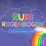 Dürfen wir vorstellen: Rudi, unser kleiner Regenbogen