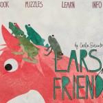 Ein rotes Pferd auf Entdeckungsreise: Lars and Friends