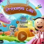 """Spielerisch und interaktiv lernen mit der App """"Prinzessin Lila"""""""