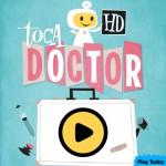 Toca Doctor: Arzt spielen und den Körper kennen lernen