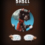 Babel, the King: ein märchenhaftes, interaktives Kinderbuch auf Englisch