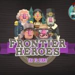 """Die kostenlose Kinder-App """"Frontier Heroes"""": spielerisch die amerikanische Geschichte lernen"""