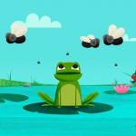 Waldtiere, Bauklötze, Musik und Angeln: vier Minispiel-Apps von Kapu Toys