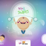 Mr. Fox und Formen: bunte Puzzle-Spiele-App für Kleinkinder