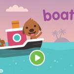 Sago Mini Boats: Mit dem Hund Harvey über's Meer segeln