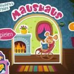 Maushaus Gutenacht Spiel: spielerisch einschlafen mit dem iPad