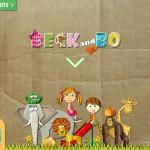 Spielerisch Englisch lernen mit der Kinder App Beck and Bo