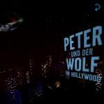 Peter und der Wolf in Hollywood: moderne Interpretation des musikalischen Märchens als interaktive Kinderbuch App
