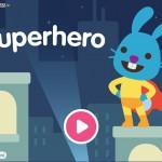 Sago Mini Superheld: putzige Abenteuer mit einem fliegenden Superhelden-Hasen