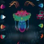 Die Monster von Tinybop: Erschaffe witzige Ungeheuer mit dieser Kinder App