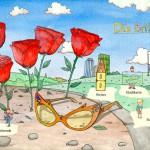 Die Brille: Eine schöne Kinderbuch App über bunte Fantasie