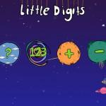 Little Digits: Zahlen lernen mit den Fingern auf dem iPad
