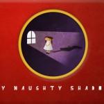 Schöne Kinderbuch App über einen frechen Schatten: My naughty Shadow