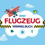 Flugzeug Wimmelbuch: kunterbunte Suchbild-App für die Kleinsten