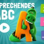 Sprechendes ABC: schöne Alphabet Lern App mit Knet-Tieren