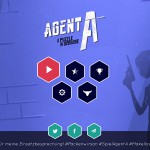 Ein tolles Rätselgame für ältere Kinder: Agent A