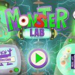 The Monster Lab: Witzige Monster-Styling-App zum Erschrecken und Gruseln