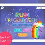 Rudi Regenbogen News: Kinderapp-Tester gesucht!