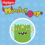 Highlights Monster Day: Gratis-App über den Alltag eines Monsters