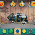 Mulle Mecks Autos Kinderapp: mit dem eigenen Gefährt durch die Gegend düsen