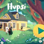 Hupsi: ein schönes, musikalisches Abenteuer-Bilderbuch für Kinder in der Vorschule