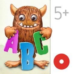 Monster ABC - Anlaute spielend Lernen