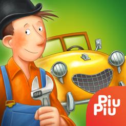 Mulle Mecks Autos — Baukasten für Kinder