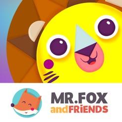 Mr.Fox und Formen