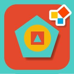 Montessorie Geometrie - mit Tam und Tao spielend die Formen entdecken