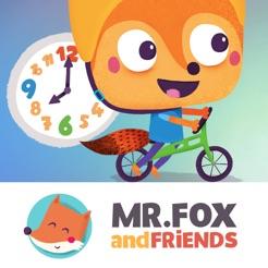Wie spät ist es, Mr. Fox?