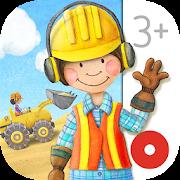 Meine Bauarbeiter:  Wimmelapp Baustelle für Kinder