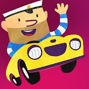 Fiete Cars - Autorennen Kinderspiele für 5 jährige