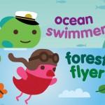 """Kleine Ausflüge durch die Natur: """"Ocean Swimmer"""" und """"Forest Flyer"""""""
