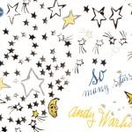 Eine farbenfrohe Kunstsammlung für's iPad: So Many Stars – Andy Warhol