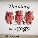 Oink, oink: Die drei kleinen Knet-Schweinchen