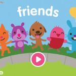 Sago Mini Friends: Zu Besuch bei den lustigen Tierfreunden