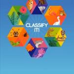 Classify it: eine kostenlose Lern- und Spiele-App zum Thema Biologie