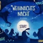 Eine schöne Weihnachts-App für Kinder: Weihnachtsnacht – Geschenke für die Tiere