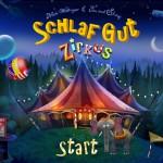 """Die """"Schlaf gut Zirkus"""" App: Sag Bär, Löwe und Elefant Gute Nacht!"""