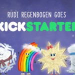 News aus Novemberville: Rudi goes Kickstarter
