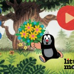 Der kleine Maulwurf: Mini Spiele Apps für Kleinkinder