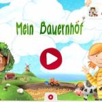 """Wimmel-Action auf dem Land: Die neue Wimmelbuch-App """"Mein Bauernhof"""""""