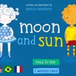 Moon and Sun: eine phantasievolle Liebesgeschichte für's iPad