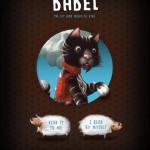 Babel, the King: ein englisches, märchenhaftes und interaktives Kinderbuch